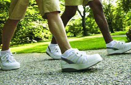 caminar es bueno
