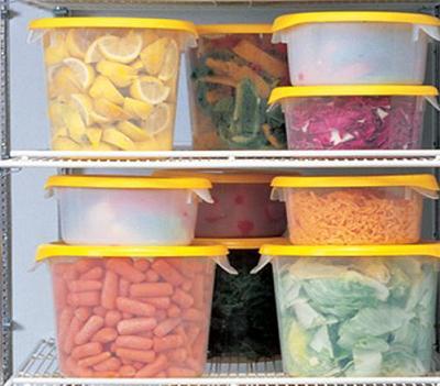La conservación de los alimentos es fundamental