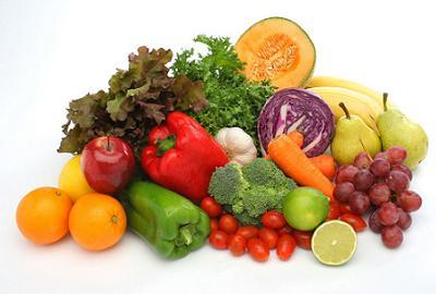 La dieta Dash es rica en vegetales