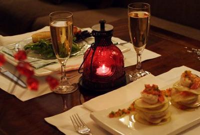 Ideas sanas para la cena del d a de los enamorados - Ideas cenas romanticas ...