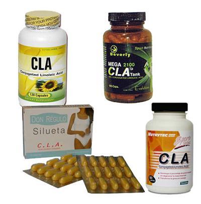 adelgazantes con ácido linoléico
