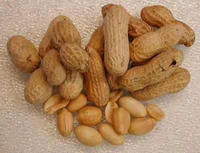 Los cacahuetes causan alergias