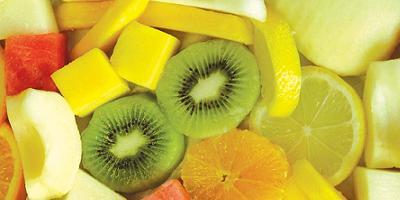 La fruta es super importante en la dieta Dash