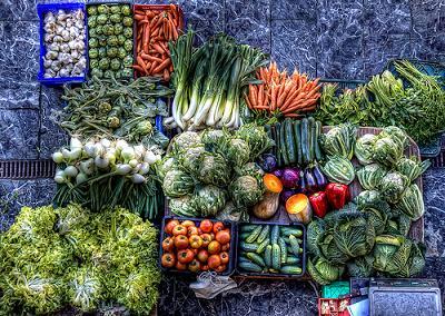 Las hortalizas son muy beneficiosas para superar la gripe