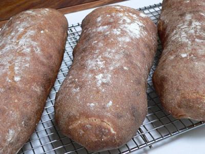 Con el trigo Kamut se elabora pan más energético