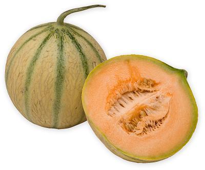 El melón es muy sano