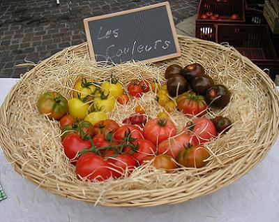 Los alimentos orgánicos tienen más antioxidantes
