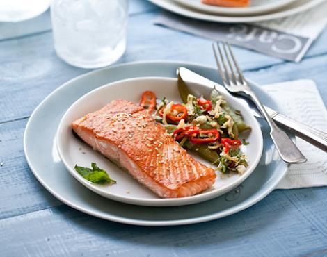 Cenas ligeras y saludables for Opciones de cenas ligeras
