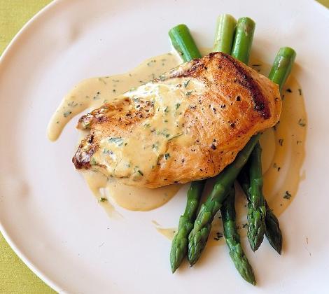 cenas ligeras pollo
