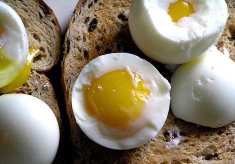 desayunos sanos huevos