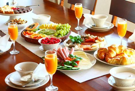 Desayuno reserva de lunes