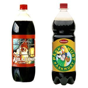 Julmust, bebida navideña sueca