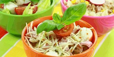 comidas para adelgazar y comer sano