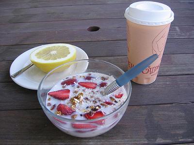 desayuno contra la astenia primaveral y el cansancio