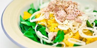 dieta en primavera, comidas y cenas ligeras