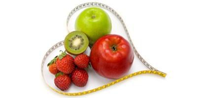 menu semanal, alimentos y cantidades en la dieta sana