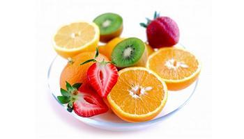 frutas de cena
