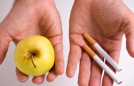 fumar adelgaza