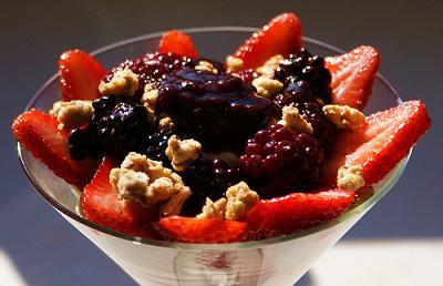 El yogur con frutas apenas es calórico